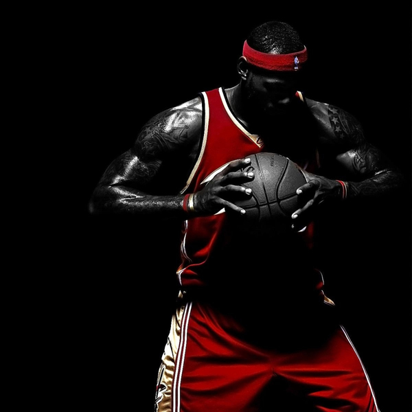 Free Download LeBron James Wallpaper for iPad 2 & iPad 21