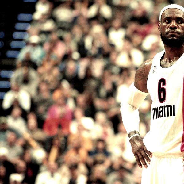 Free Download LeBron James Wallpaper for iPad 2 & iPad 24