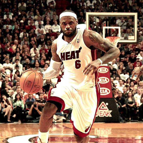 Free Download LeBron James Wallpaper for iPad 2 & iPad 25