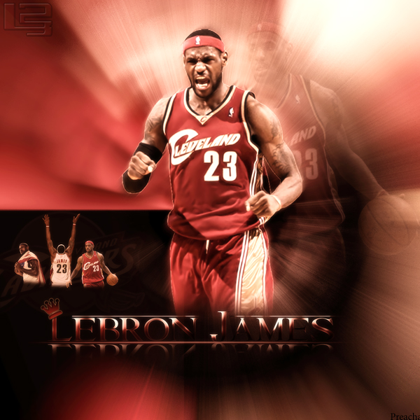 Free Download LeBron James Wallpaper for iPad 2 & iPad 26