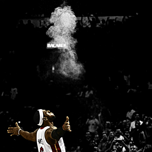 Free Download LeBron James Wallpaper for iPad 2 & iPad 31