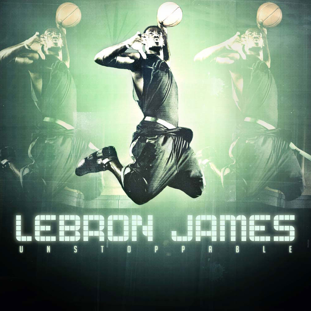 Free Download LeBron James Wallpaper For IPad 2 32