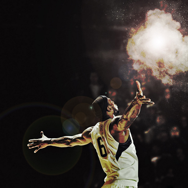 Free Download LeBron James Wallpaper for iPad 2 & iPad 33
