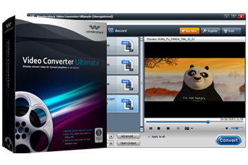 Video Converter - Convert videos, DVD and audios