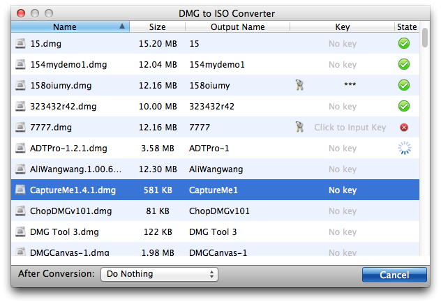 DMG to ISO Converter for Mac – Convert DMG to ISO on Mac | Aolor