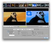 DVD Ripper Mac: edit DVD video
