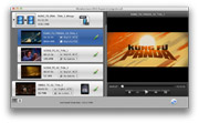 DVD Ripper Mac: merge DVD titles