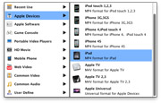 DVD Ripper Mac: rip DVDs for Apple devices