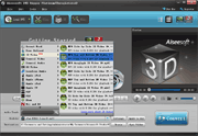 DVD Ripper: video profile
