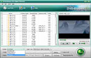 DVD to iPad Converter: select subtitle and audio track