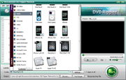 DVD to iPad Converter: video profile for iPad