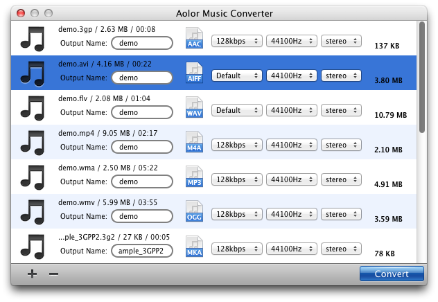 Music Converter for Mac – Best audio converter to convert audios ...