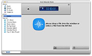 Ringtone Maker for Mac: record audio