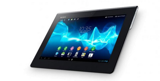 DVD to Sony Xperia Tablet S: Sony Xperia Tablet S