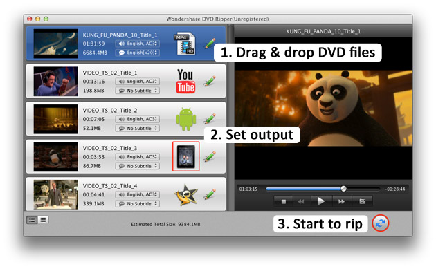 DVD Ripper for Mac: easy guide to rip a DVD on Mac