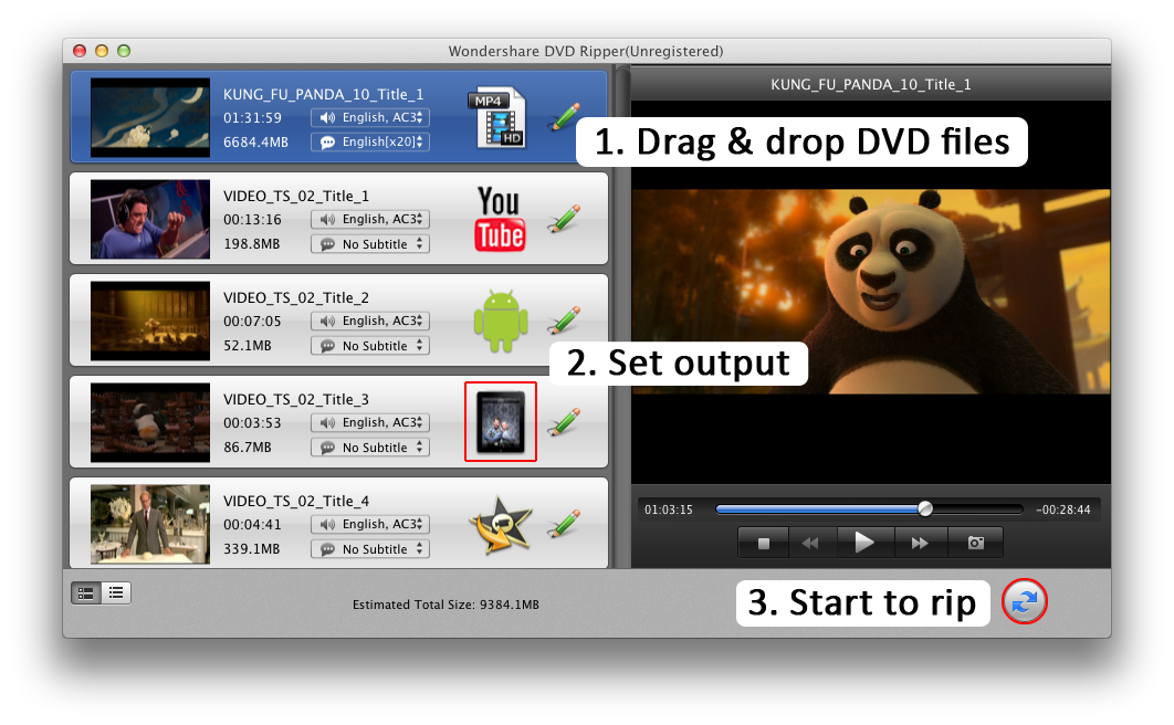 User Guide for Leawo DVD Ripper Mac - YouTube