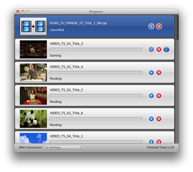 DVD Ripper for Mac: rip DVDs