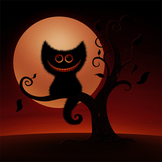 iPad Wallpaper for Halloween 11