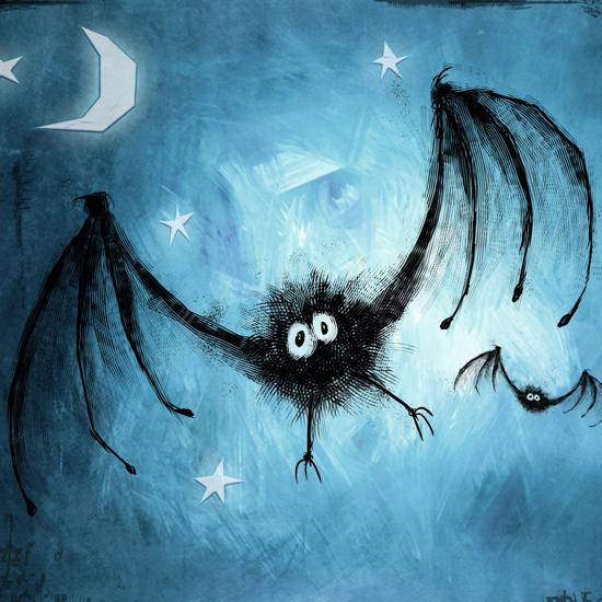 iPad Wallpaper for Halloween 14