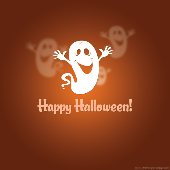 iPad Wallpaper for Halloween 16