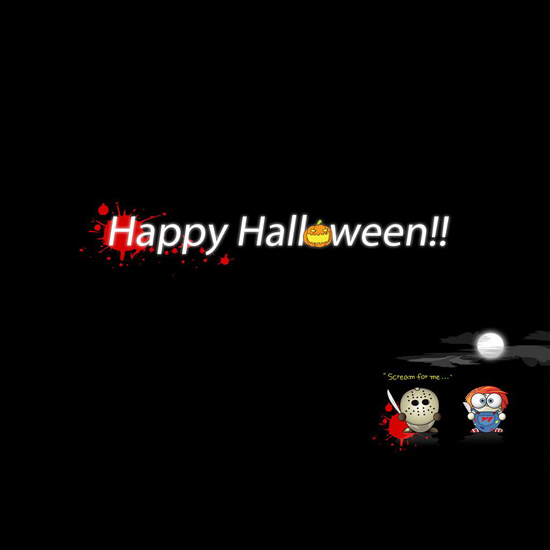 iPad Wallpaper for Halloween 29