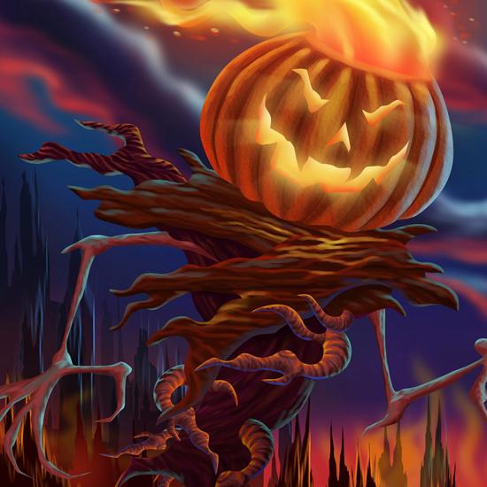 iPad Wallpaper for Halloween 33