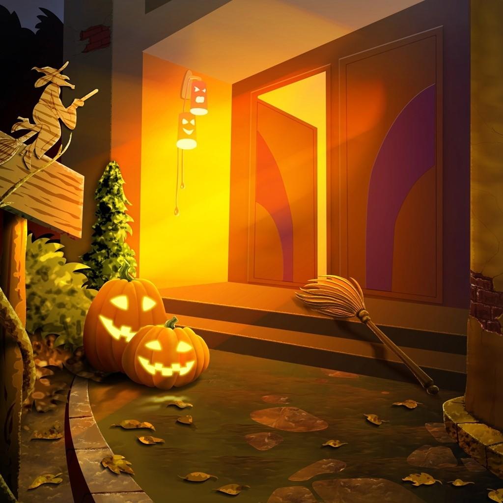 60 Ipad Wallpapers For Halloween