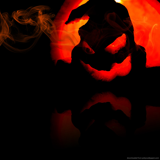 iPad Wallpaper for Halloween 44