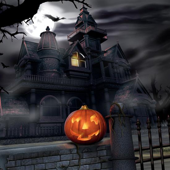 iPad Wallpaper for Halloween 45