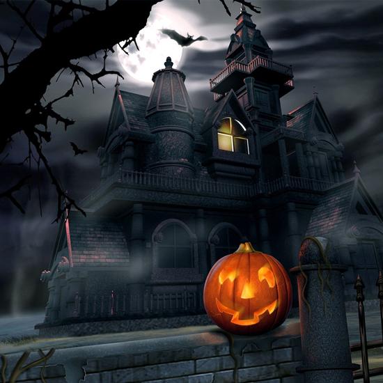 iPad Wallpaper for Halloween 55