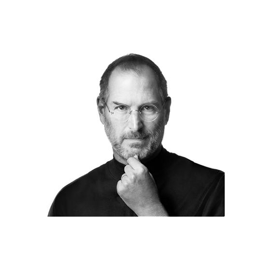 Free Steve Jobs iPad Wallpaper 11