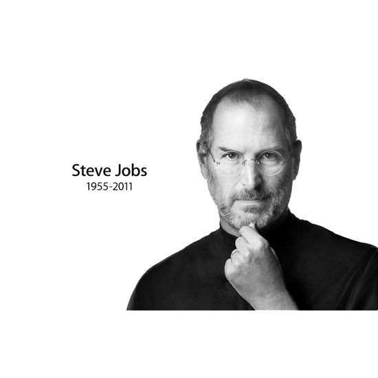 Free Steve Jobs iPad Wallpaper 13