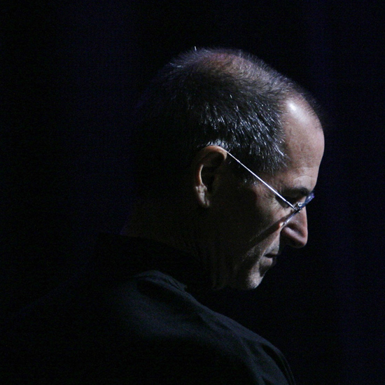 Free Steve Jobs iPad Wallpaper 14