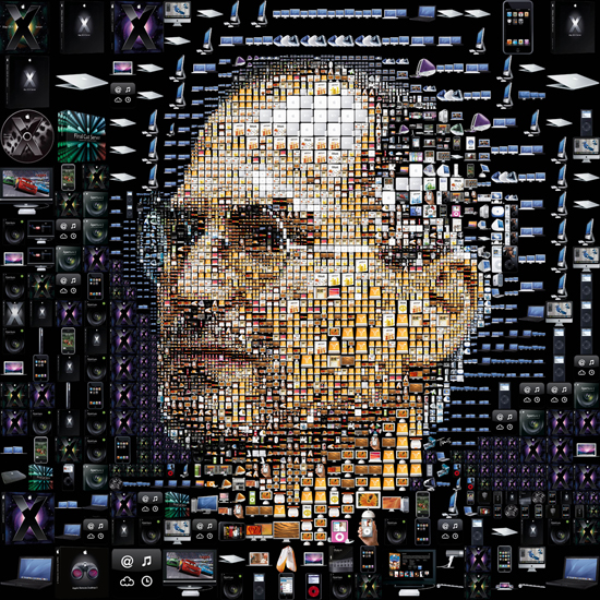 Free Steve Jobs iPad Wallpaper 16