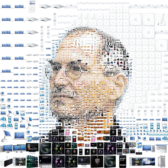 Free Steve Jobs iPad Wallpaper 21
