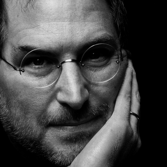 Free Steve Jobs iPad Wallpaper 23