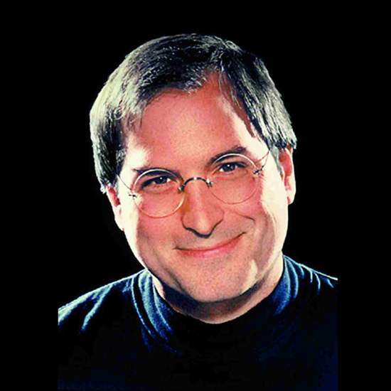 Free Steve Jobs iPad Wallpaper 26