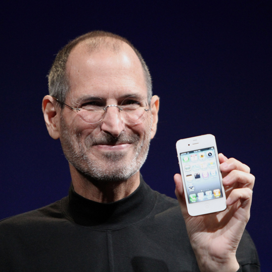 Free Steve Jobs iPad Wallpaper 4