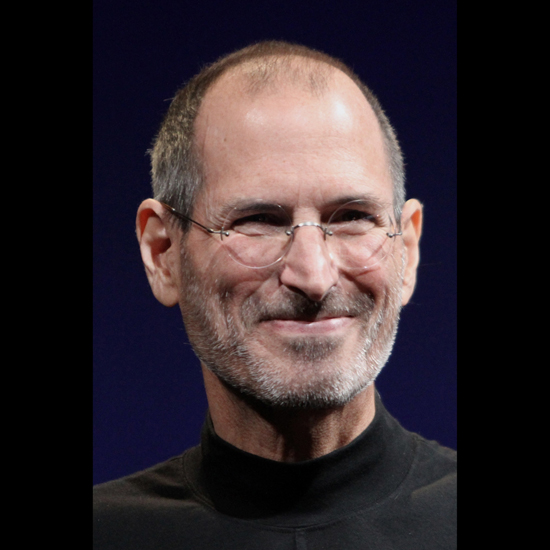 Free Steve Jobs iPad Wallpaper 5