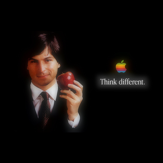 Free Steve Jobs iPad Wallpaper 9