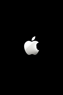 Steve Jobs iPhone 4S, iPhone 4 & iPod touch 4G Free Wallpaper 1