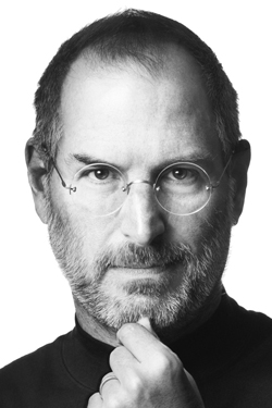 Steve Jobs iPhone 4S, iPhone 4 & iPod touch 4G Free Wallpaper 10