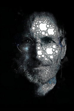 Steve Jobs iPhone 4S, iPhone 4 & iPod touch 4G Free Wallpaper 12