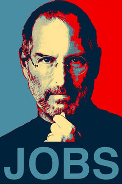 Steve Jobs iPhone 4S, iPhone 4 & iPod touch 4G Free Wallpaper 13