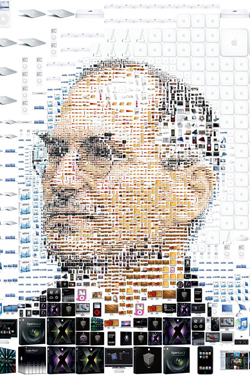Steve Jobs iPhone 4S, iPhone 4 & iPod touch 4G Free Wallpaper 15