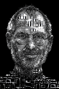 Steve Jobs iPhone 4S, iPhone 4 & iPod touch 4G Free Wallpaper 17