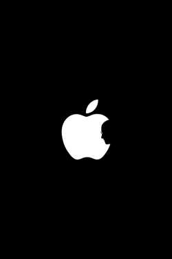 Steve Jobs iPhone 4S, iPhone 4 & iPod touch 4G Free Wallpaper 2