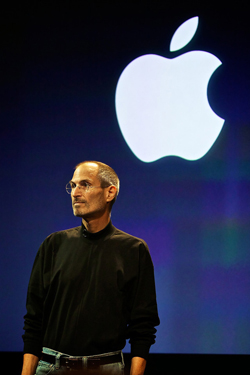 Steve Jobs iPhone 4S, iPhone 4 & iPod touch 4G Free Wallpaper 27
