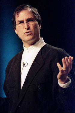 Steve Jobs iPhone 4S, iPhone 4 & iPod touch 4G Free Wallpaper 32