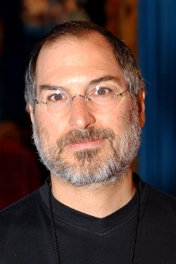 Steve Jobs iPhone 4S, iPhone 4 & iPod touch 4G Free Wallpaper 33